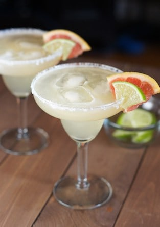 Grapefruit Lime Margarita Recipe | Best Margarita Recipes | Winetraveler.com