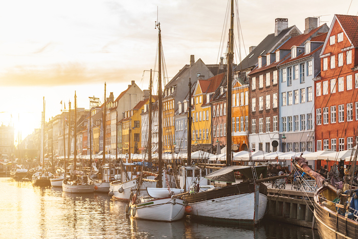 Best Places to Travel in the Summer | Copenhagen, Denmark | Winetraveler.com