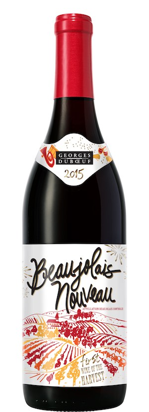 Beaujolais Nouveau and Gamay Wine Grape Guide | Winetraveler.com