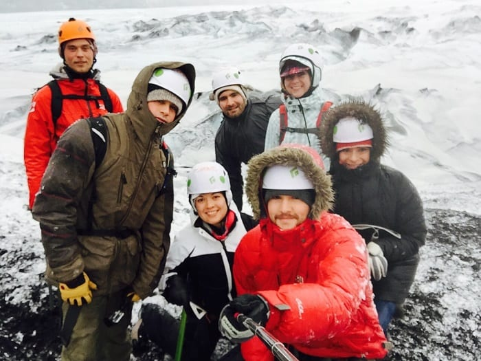 Things To Do in Iceland During the Winter | Hike a Glacier | Winetraveler.com