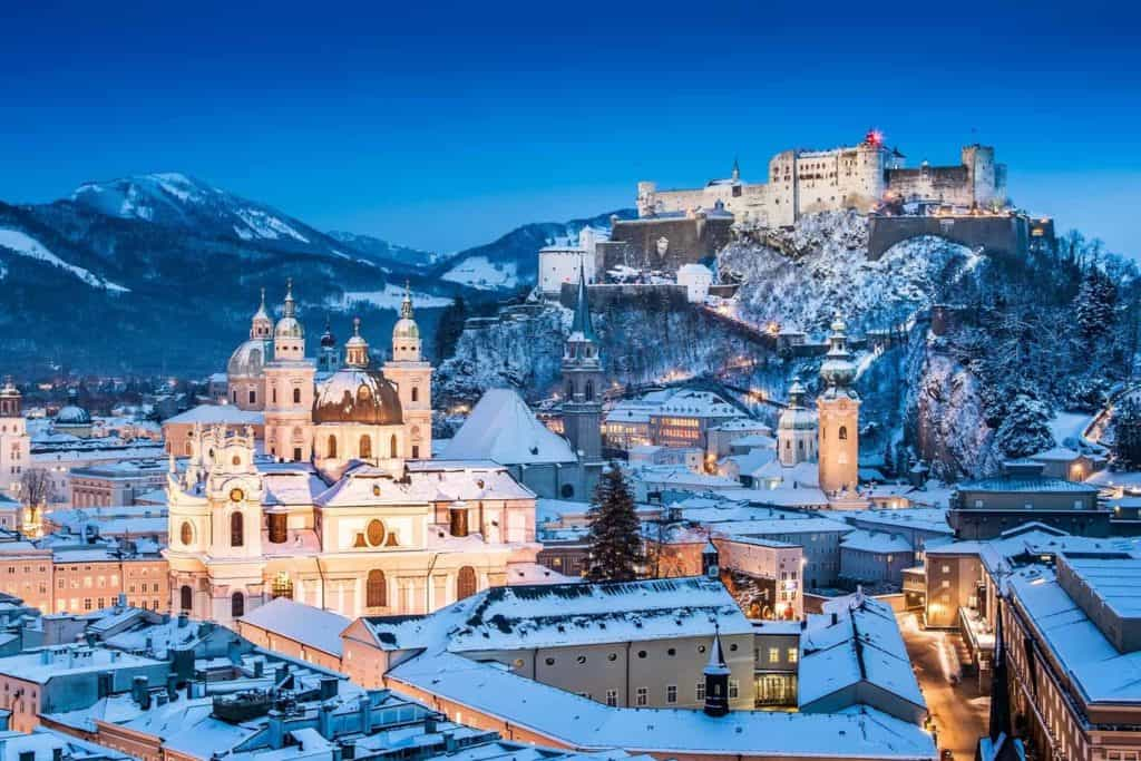 Best Winter Destinations in Europe To Visit This Year | Winter Europe Itinerary