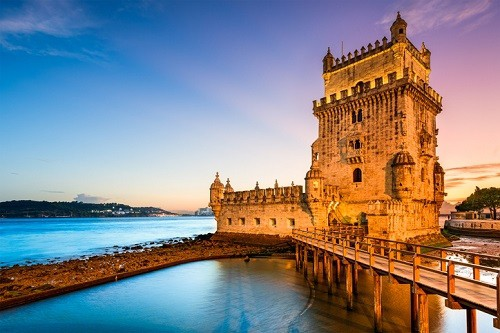 Best Things to do in Lisbon Portugal - Belem Tower | Winetraveler.com