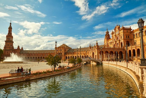 Where To Go in Europe for Valentine's Day Vacation - Sevilla, Spain | Winetraveler.com