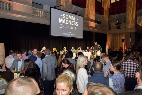 A sneak peak at the excitement during last year's Somm Madness event in Chicago. Interview with Fred Dame - Winetraveler.com