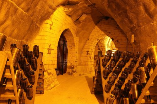 What To Do in Champagne France Wine Region - Chalk Pits   Winetraveler.com