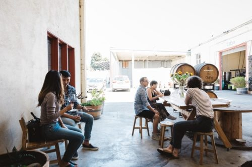 Urbano Cellars - East Bay Wineries Tour Near San Francisco