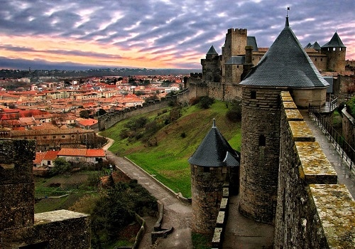 This #Winetraveler travel guide now takes you down a more historic path to the Languedoc cities of Carcassonne and Limoux.