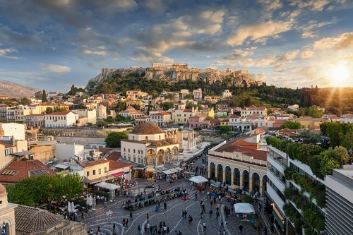 How To Spend 2 Days in Athens First Time Itinerary