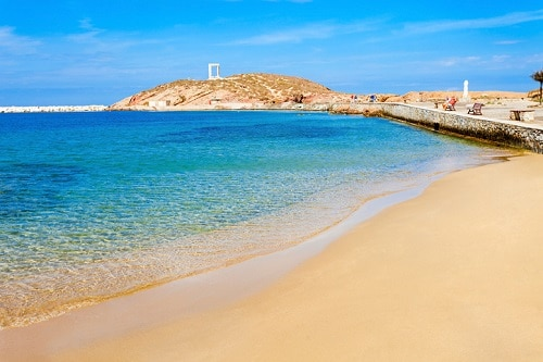 For Beach Bums: Naxos
