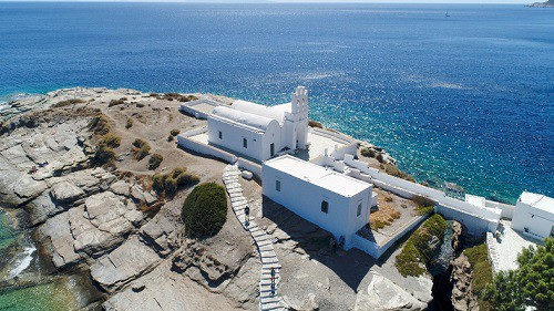 For Off-the-Beaten-Path Travelers: Sifnos