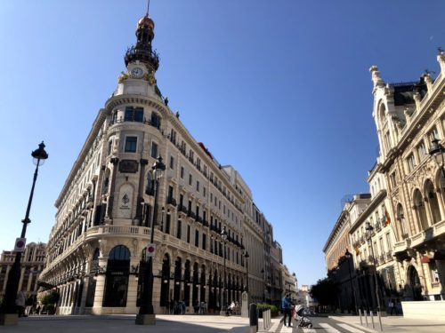 Top Luxury Hotels to Stay in Madrid